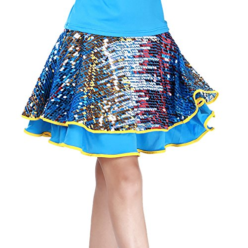 Latin Square Dance Skirts for Adults Clothing Competition Character Costumes