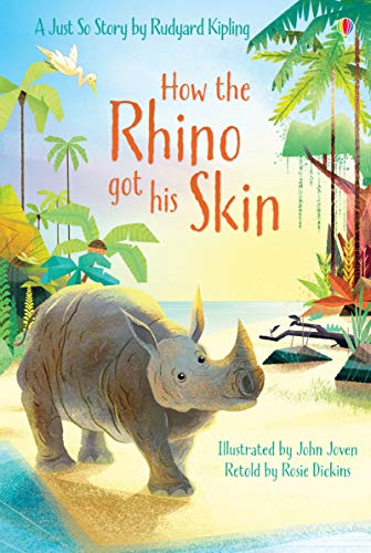 Price comparison product image How the Rhino Got His Skin (First Reading)