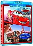 Pack Cars + Ratatouille (Blu-Ray) (Import Movie) (European Format - Zone B2) (2011) No Disponible; Lasseter,John
