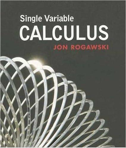 Single variable calculus paper jon rogawski 9781429210706 single variable calculus paper jon rogawski 9781429210706 amazon books fandeluxe Images
