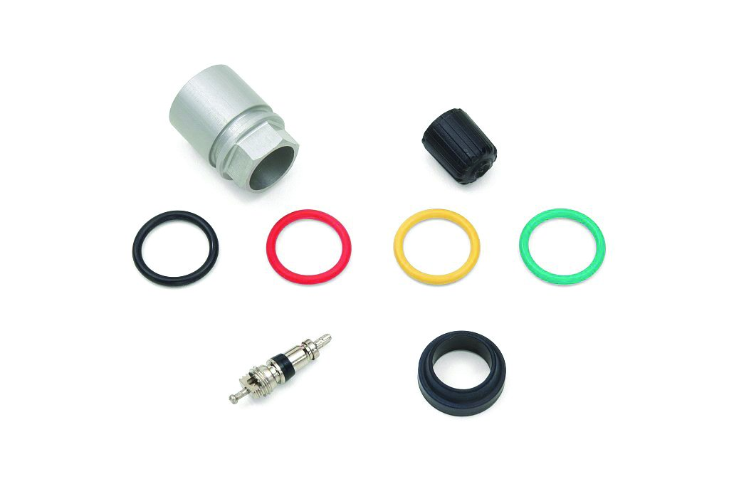 Schrader 5001-10 Service Kit fü r SEL Clamp-in Gen 2 Type 433 MHZ, Anzahl 10 Schrader Electronics Ltd.