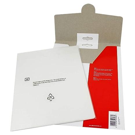 ukgb A4 plastificar | paquete de 25 bolsas: Amazon.es ...