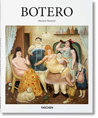 Botero (Basic Art Series) por Mariana Hanstein