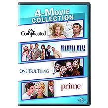 4-Movie Spotlight Series: It's Complicated / Mamma Mia! The Movie / One True Thing/ Prime
