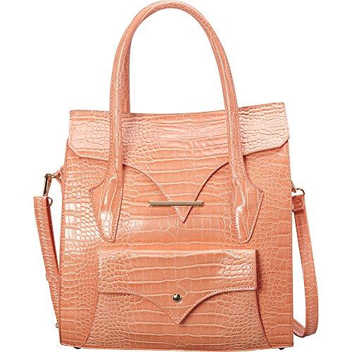 sw-global-edith-glossy-crocodile-pattern-tote-bag-peach