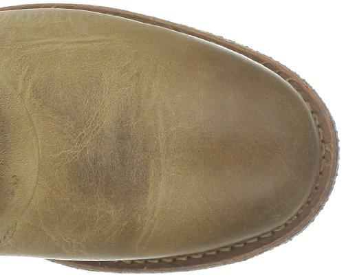 FRYE - Botas de cuero para mujer Marrón (Marron (Snd))