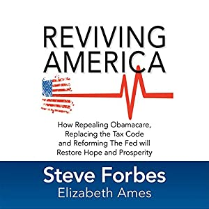 Reviving America Audiobook