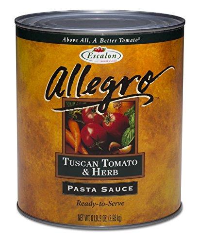 (Heinz Allegro Tuscan Tomato & Herb Pasta Sauce (6.9lb Can))