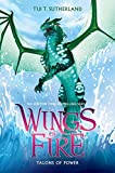 img - for Talons of Power (Wings of Fire, Book 9) book / textbook / text book