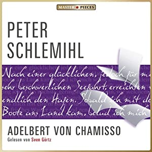 Peter Schlemihl Hörbuch