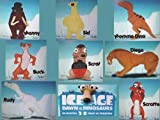Mcdonald's Happy Meal Ice Age Dawn of the Dinosaurs Manny Figure Toy #1 by McDonald's