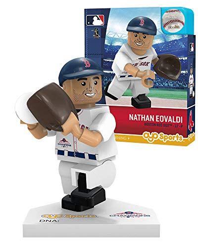 Nathan Eovaldi Boston Red Sox World Series Champions OYO Sports Toys G5