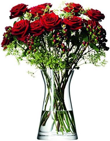 LSA International 13/cm Fleur Jardin Vase pour Petit Bouquet Transparent