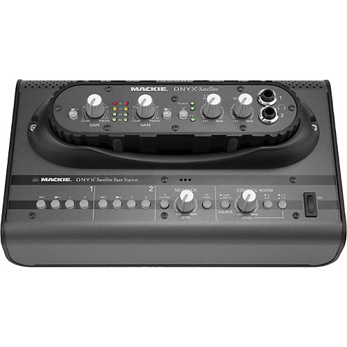 The Onyx Satellite FireWire Recording System