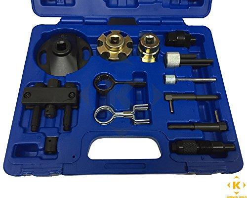 VW (2.7D, 3.0D TDi V6, 4.0D, 4.2D TDi V8)Diesel Engine Setting / Locking & HP Pump Removal Kit