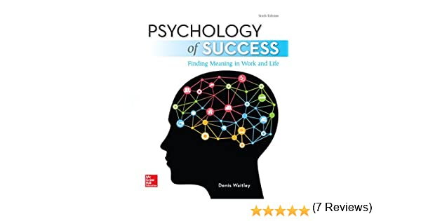 Psychology of success kindle edition by denis waitley health psychology of success kindle edition by denis waitley health fitness dieting kindle ebooks amazon fandeluxe Images
