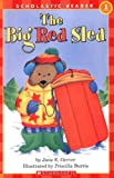 img - for Big Red Sled, The (level 1) (Hello Reader) book / textbook / text book