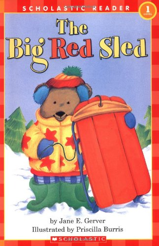 Big Red Sled, The (level 1) (Hello Reader)