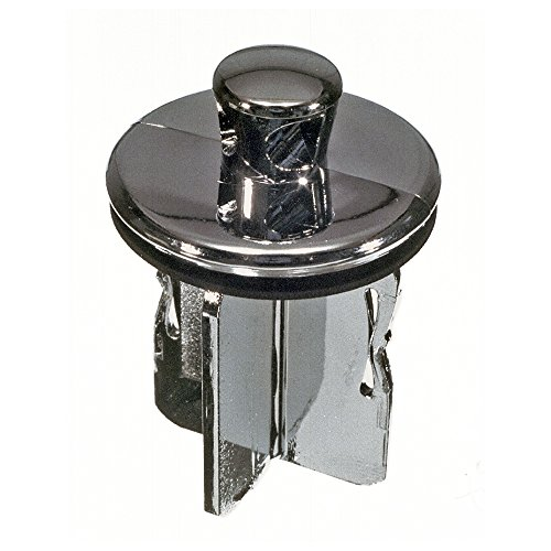 "Price comparison product image Danco 88164 1"" Mobile Home/RV Drain Stopper, Chrome"