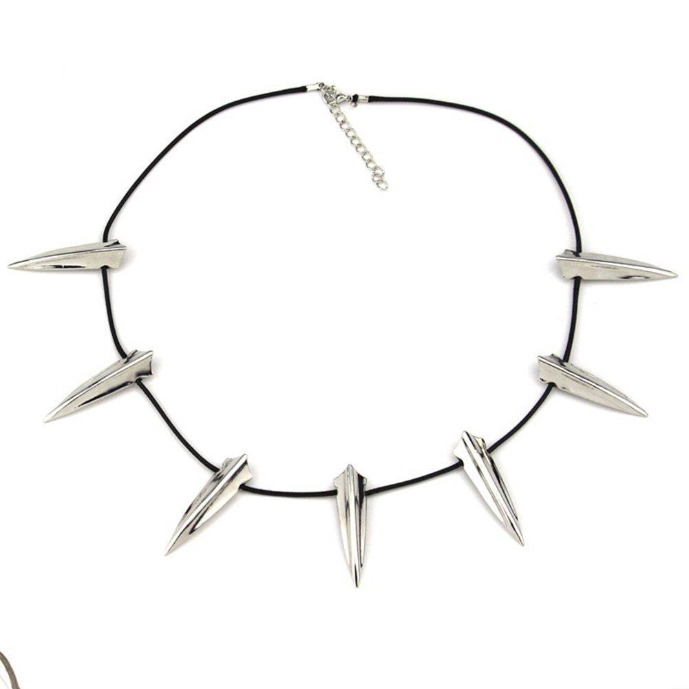 Super Hero Animal Teeth Necklace for Halloween Cosplay