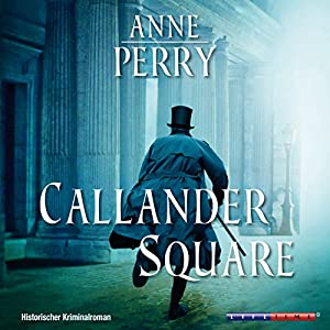 Callander Square (Inspector Pitt 2) Hörbuch