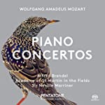 Mozart: Piano Concertos Nos. 12 & 17