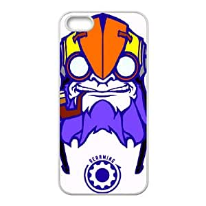Dota2 TINKER iPhone 4 4s Cell Phone Case White DIY Gift pxf005-3594409
