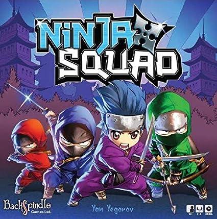 Amazon.com: Ninja Squad: Toys & Games