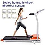 mini 14 folding stock - Leoneva 1.5HP Mini Folding Electric Treadmill,Running Fitness Jogging Gym Exercise For Home Office
