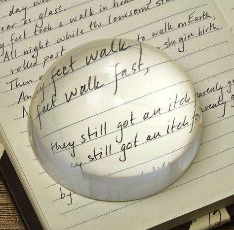 2 opinioni per Pi Office Products- Lente di ingrandimento a cupola, 80 mm, in vetro ottico