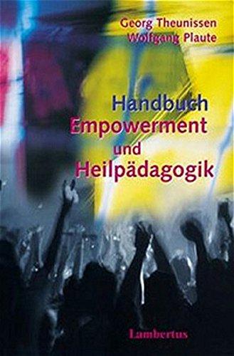 Handbuch Empowerment und Heilpädagogik