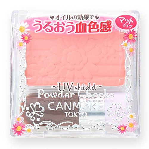 CANMAKE Powder Cheeks PW38 Plum Pink from CANMAKE