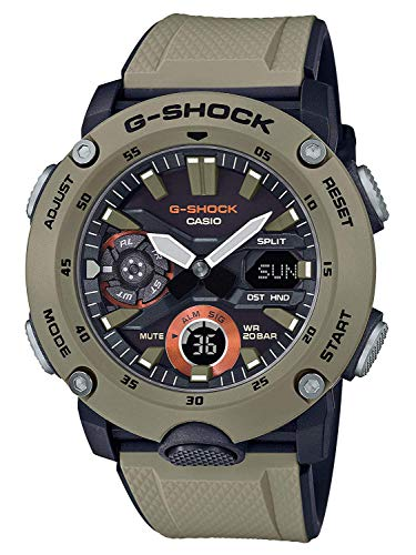 Casio G-Shock GA-2000-5A Series