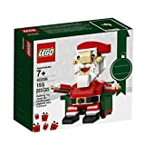 LEGO Bricks and More Santa 40206 Building Kit (155 Piece)