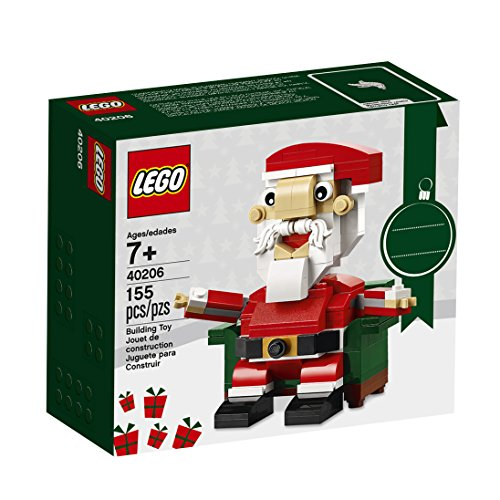 Price comparison product image LEGO Holiday Santa 40206 Building Kit (155 Piece)