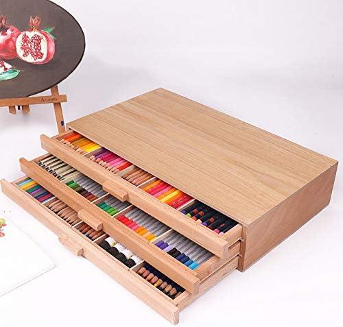 Caja de madera DIER para cajones – para lápices, cepillos ...