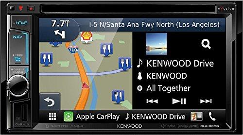 Kenwood DNX693S 6.2