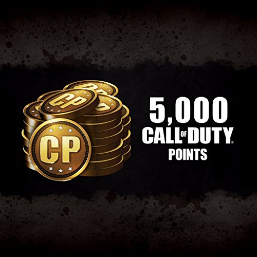 Call Of Duty: Black Ops III - 4000 (+1000 Bonus) Call Of Duty Points - PS4 [Digital Code]