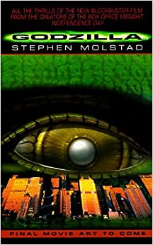 Godzilla by Stephen Molstad (1998-06-01)