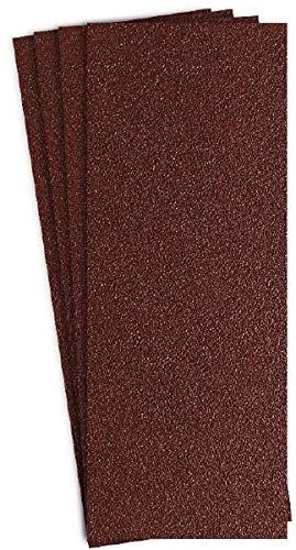 140608 lot de 100 KLINGSPOR polissage rayures//PS 22 K auto-agrippant 70 x 125 mm-grain 80