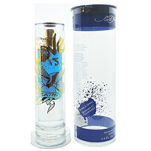 Ed Hardy Love Is Cologne, 3.4 Ounce by Ed Hardy