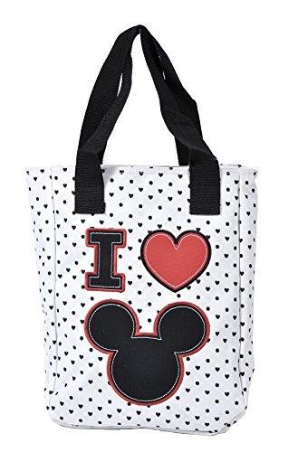 Disney I Love Mickey Mouse Tote Bag