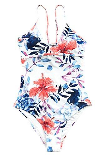 Cupshe Delicate One Piece Swimsuit Swimwear
