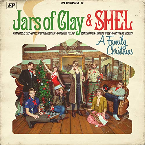 A Family Christmas (Of Songs Jars Christmas Clay)