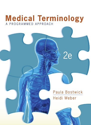 Download Medical Terminology: A Programmed Approach, 2nd edition Pdf