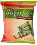 Gingerbon - Ingwerbonbons - 5er Pack (5 x 125g) - Originaler Geschmack mit scharfer Note