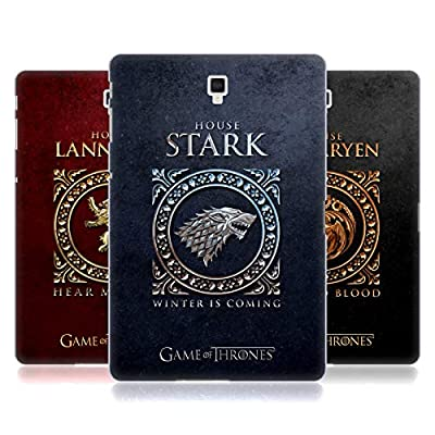 Official HBO Game of Thrones Metallic Sigils Hard Back Case for Samsung Galaxy Tab S4 10.5 (2018)