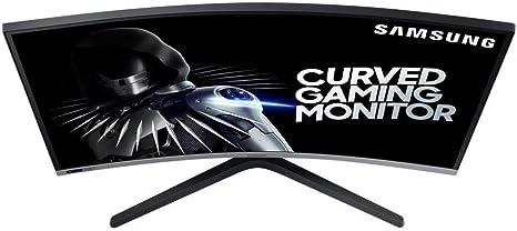 "Monitor SAMSUNG 27"" Gamer Curvo FULL HDMI 4MS 240HZ - Inclinacao Ajustavel - LC27RG50FQLXZD"