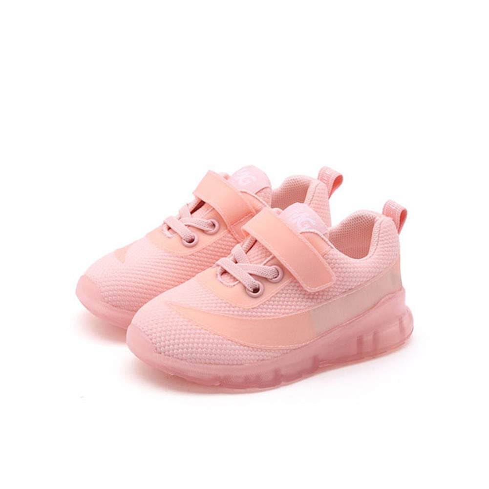 Spring Fashion New Children Sport Led Light Shoes Baby Boy Casual Sneaker