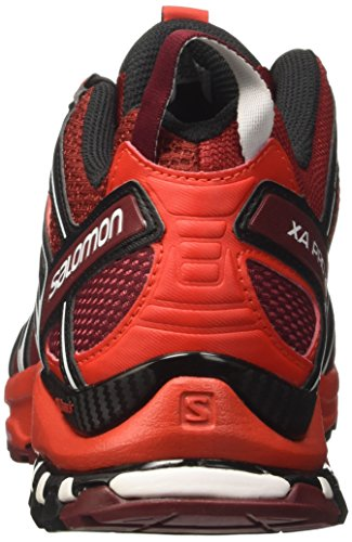 Salomon Men's XA Pro 3D Trail Running Shoe Red Dalhia/Fiery Red/Black discount outlet locations Cheapest cheap price OKf8zx5